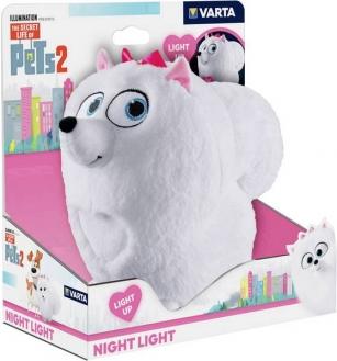 Lampka nocna piesek GIDGET VARTA Sekretne życie zwierzaków domowych 2