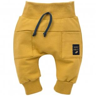 Spodnie pumpy z kieszeniami Secret Forest curry 68
