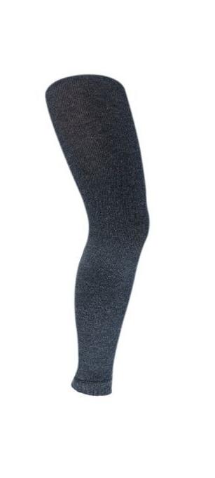 Kalesony bawełniane chłopięce gładkie 104-110cm ciemnoszary
