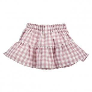 Spódnica w różową kratkę Sweet Cherry 92