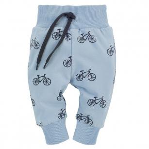 Leginsy niebieskie w rowery Summertime 98