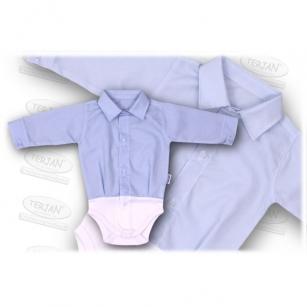Body Koszula niebieski r.86