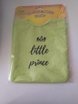 Śliniak duży zielony Little Prince