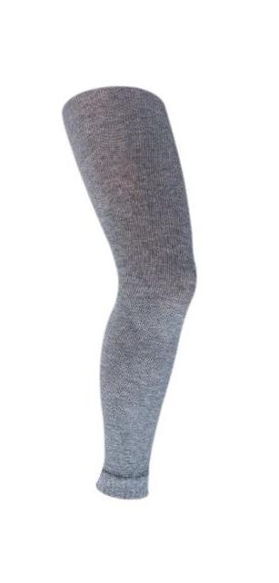 Kalesony bawełniane chłopięce gładkie 104-110cm szary
