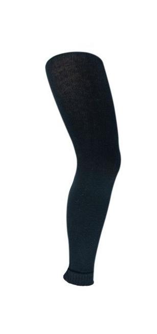 Kalesony bawełniane chłopięce gładkie 104-110cm czarny