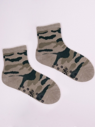 Skarpetki bawełniane ABS 17-19 wzór Moro