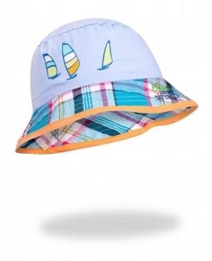 Kapelusz Windsurfing jasnoniebieski r.50cm