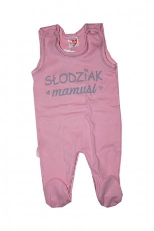 Śpiochy niemowlęce Słodziak mamusi 62