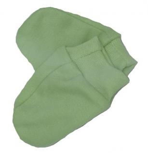 Łapki niedrapki rękawiczki zielony