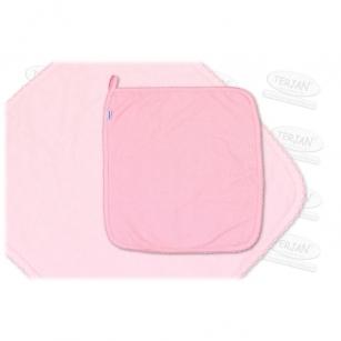 Ręcznik dziecięcy Terjan różowy