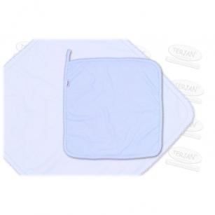 Ręcznik dziecięcy Terjan niebieski