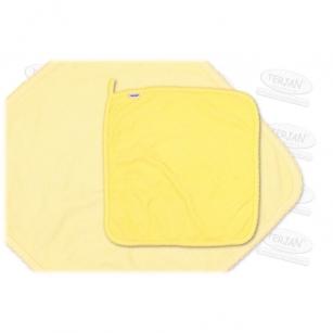 Ręcznik dziecięcy Terjan żółty
